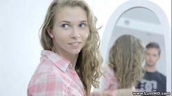 LustHD blondynka Euro dziewczyna kocha się z chłopakiem