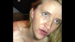 Amatorska żona błaga 4 spermę n mmf 3some