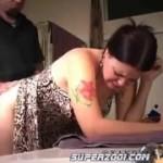 Chubby Girl Anal Pain